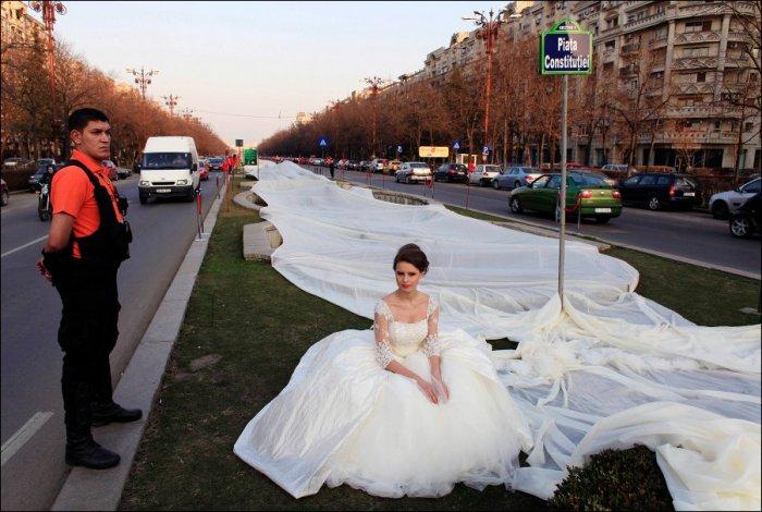 samyjj_dlinnyjj_shlejjf_svadebnogo_platja_4_foto_1