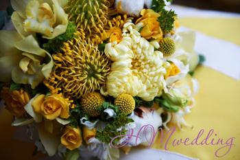 yellow-wedding
