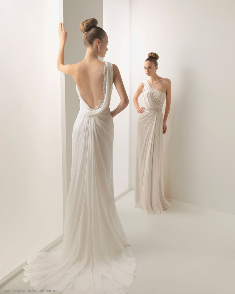 Rosa-Clara-One-shoulder-backless-bridal-dress