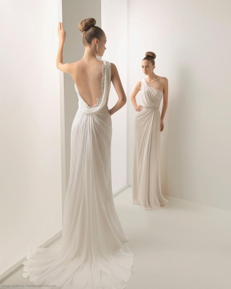 Rosa-Clara-One-shoulder-backless-bridal-dress