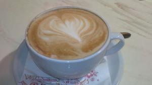 Кофе на завтрак в Шоколаднице