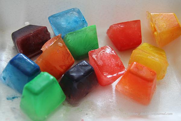 цветные-льдинки