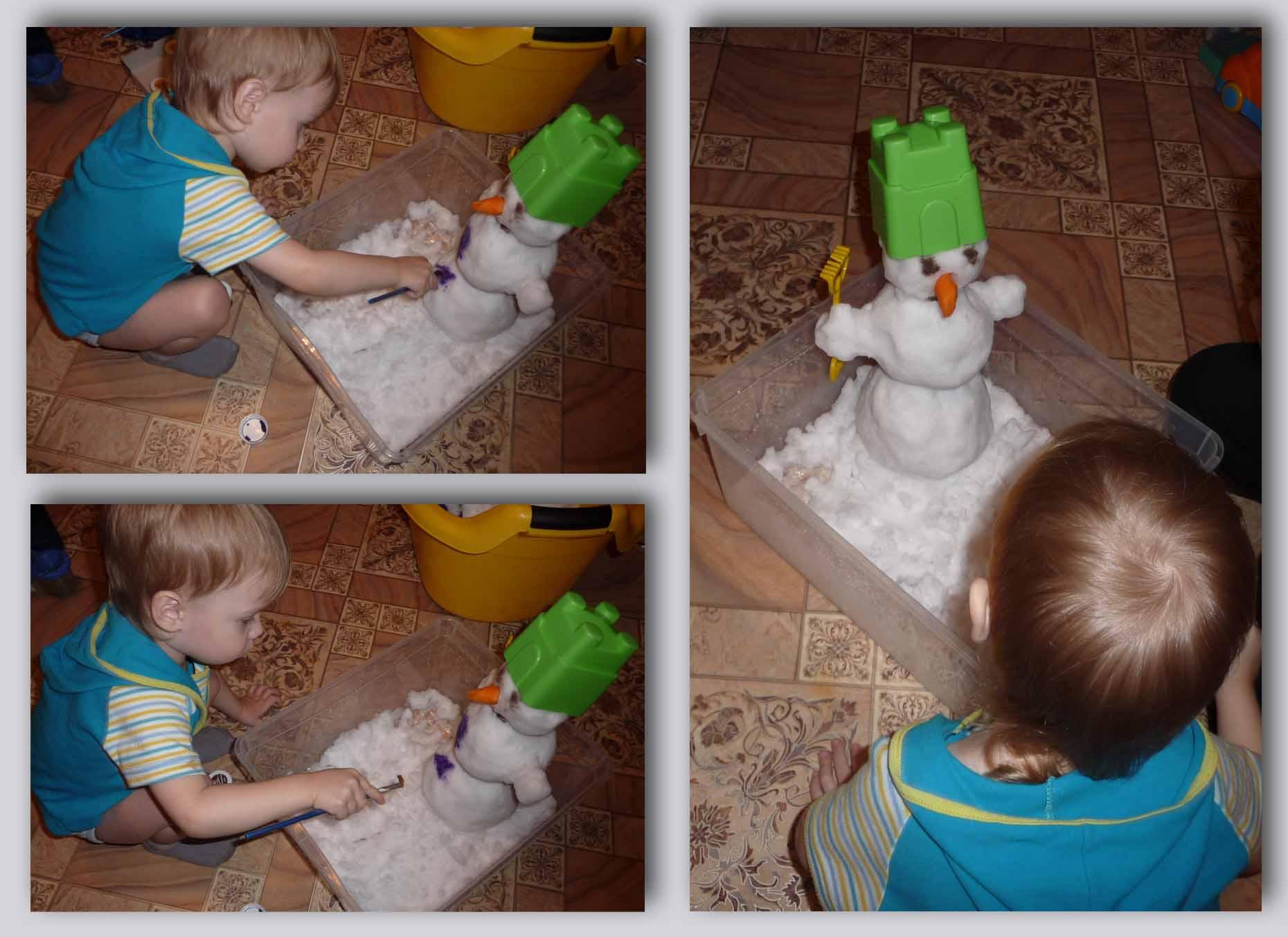 krasim snegovika