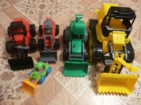 тракторы полесье