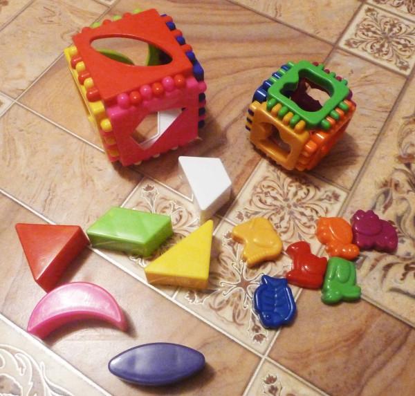 кубики конструкторы