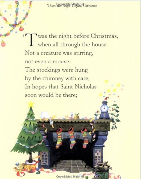 illustrated stories for christmas 1