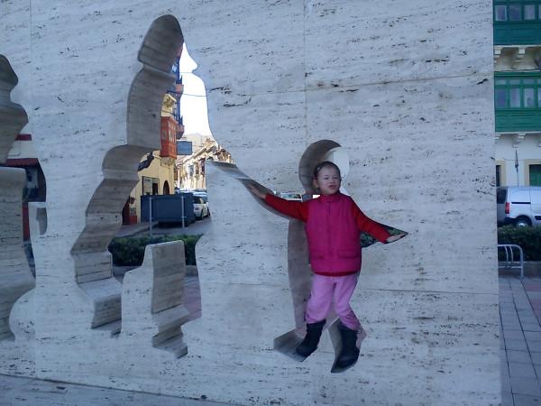 anna monument sliema