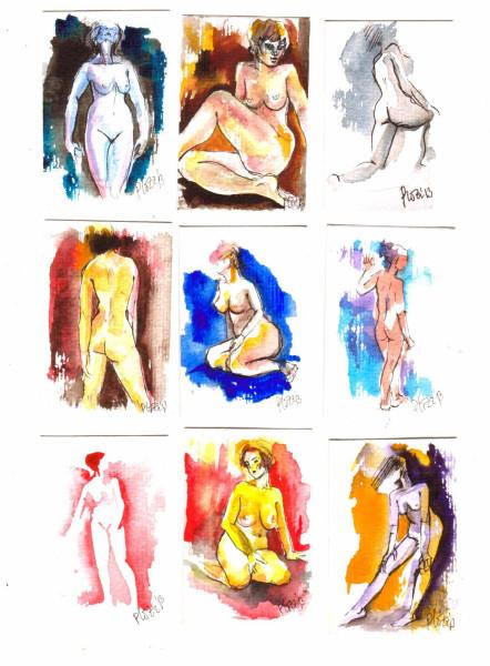nudes 1 - 9
