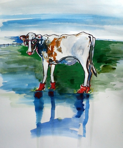 glamourcow