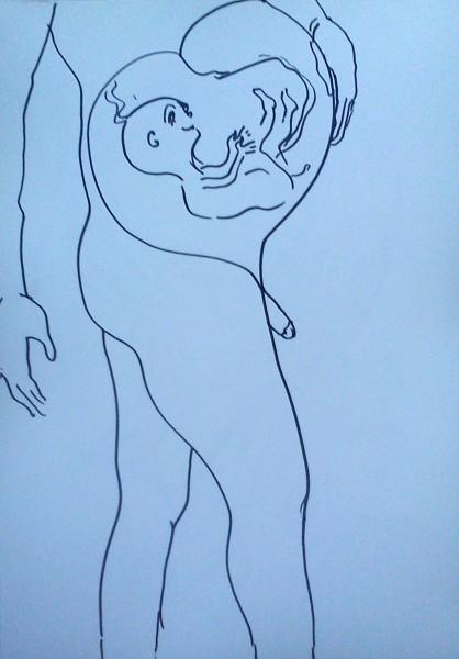 pregnantman