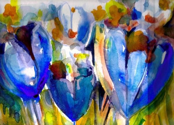 bluetulips