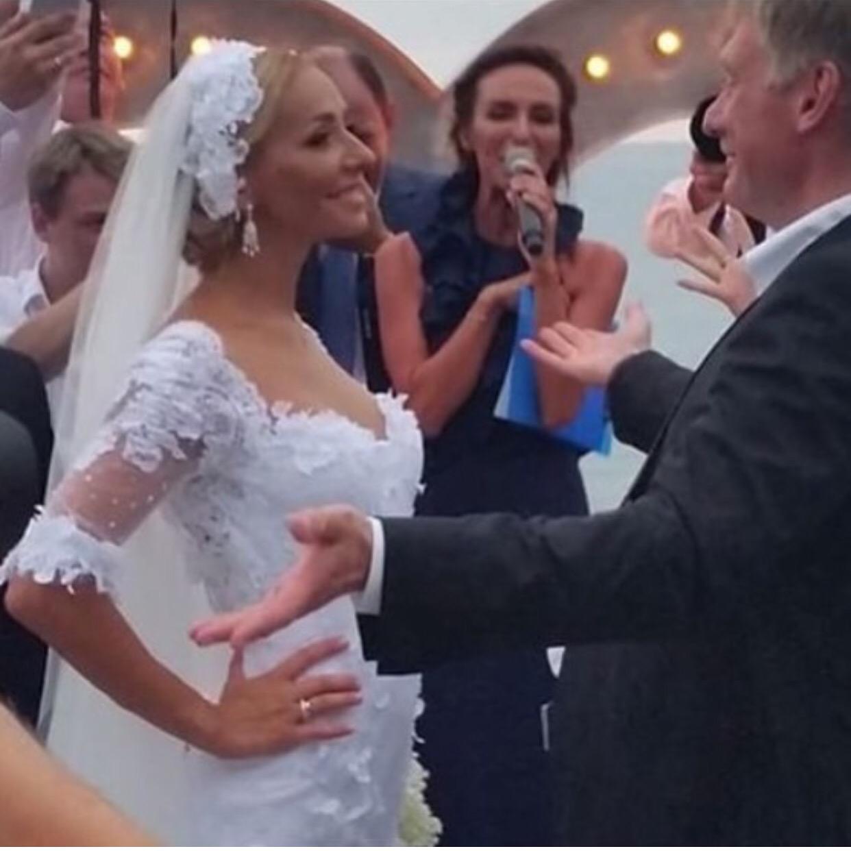 Фото свадеб знаменитостей 12 фотография