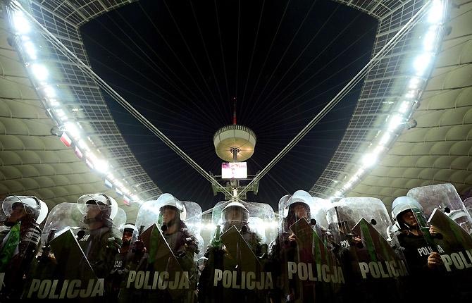 фантастическая полиция