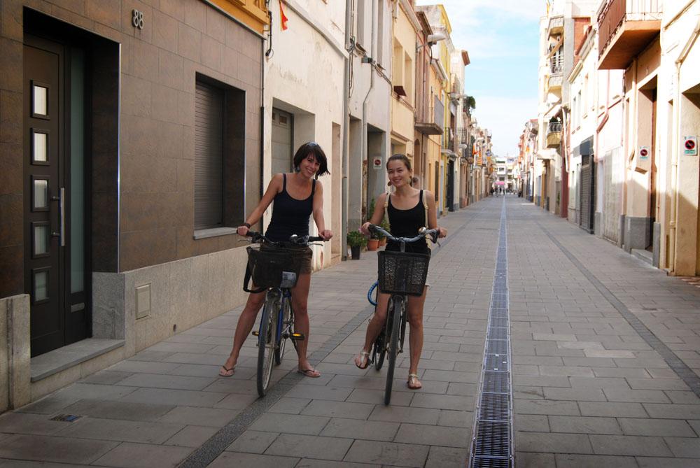 велопрогулки по Санта Сюзанне