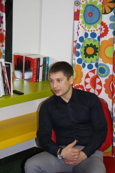 Денис, наш партнер из Белоруссии