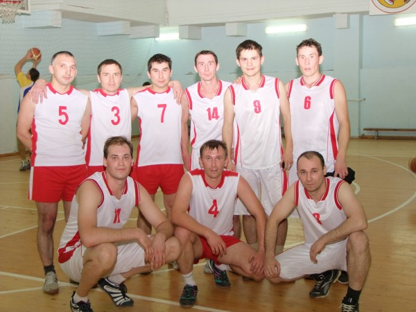 наши баскетболисты
