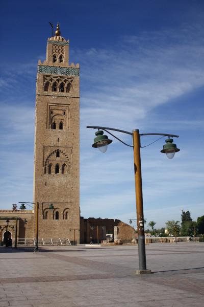 Мечеть Кутубийя 12 век - Марракеш