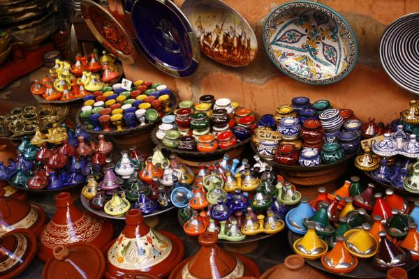 Рынок Марракеша 2