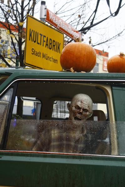 Хэллоуин в Мюнхене