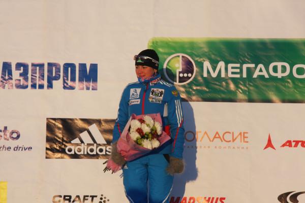 Победительница - Лариса Кузнецова