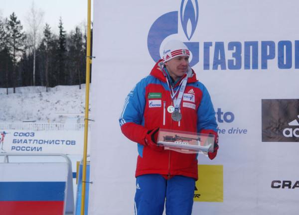 Второй - Иван Черезов