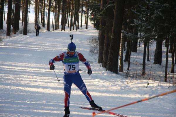 Дмитрий Блинов - спортсмен из Мордовии
