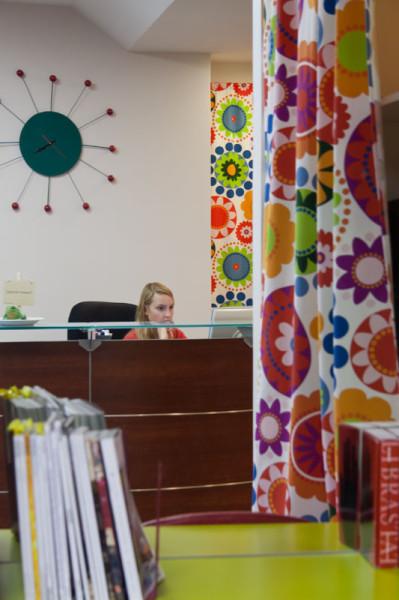 секретари за работой