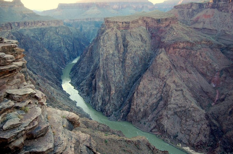 Жизнь как чудо: Grand Canyon Skywalk