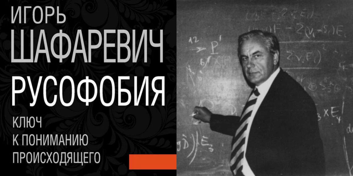 Интеллектуальный некролог академику Шафаревичу. Метил в коммунизм - закрывал грудью Россию.