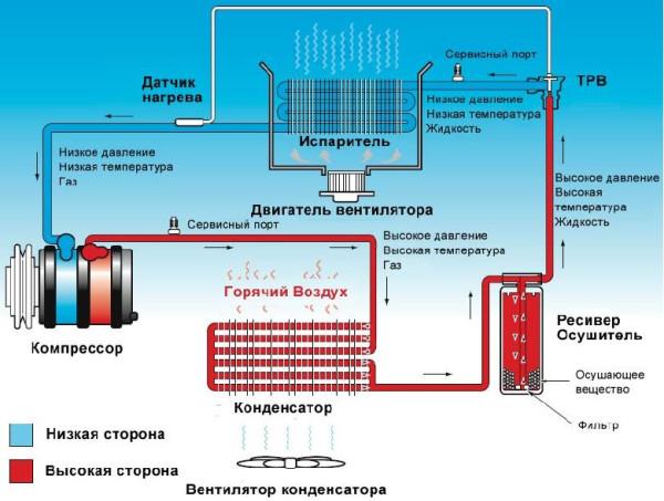 Схема CCTXV