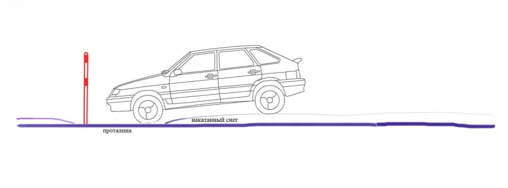 car on side 5