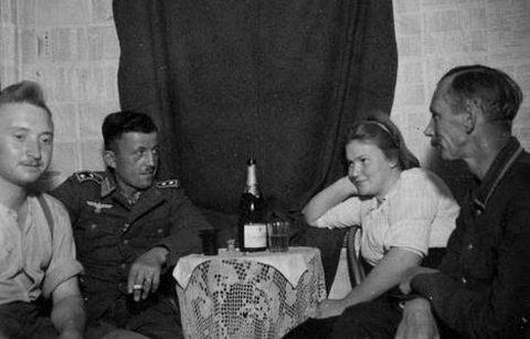 Право секса у солдат вермахта