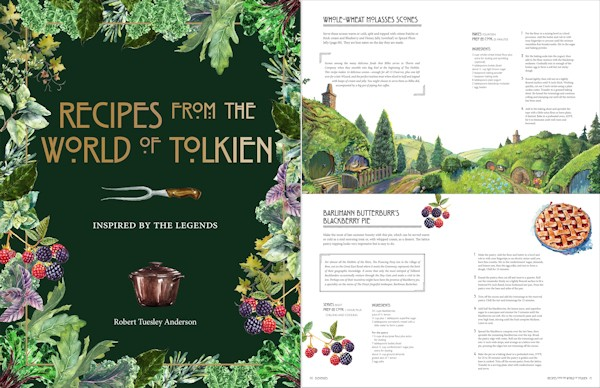 2021-JAN-Cookbooks-Recipes-from-the-World-of-Tolkien-cover