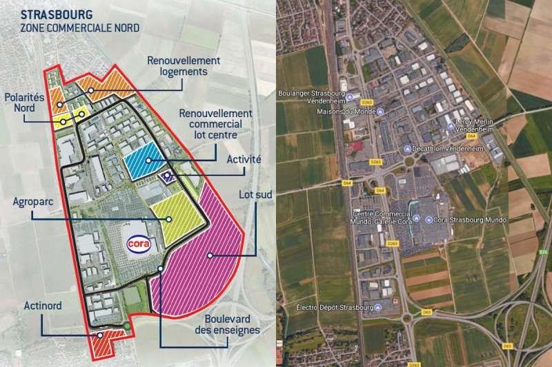 Zone-commerciale-nord-strasbourg-1