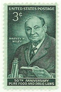 Harvey_W_Wiley_Stamp