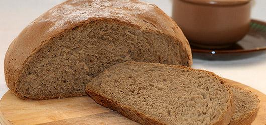 Хлеб из ржаной муки рецепты для духовки