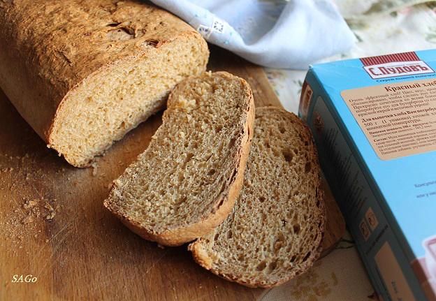 Красный хлеб Горбуненко