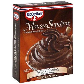 Мусс шоколадный от Dr