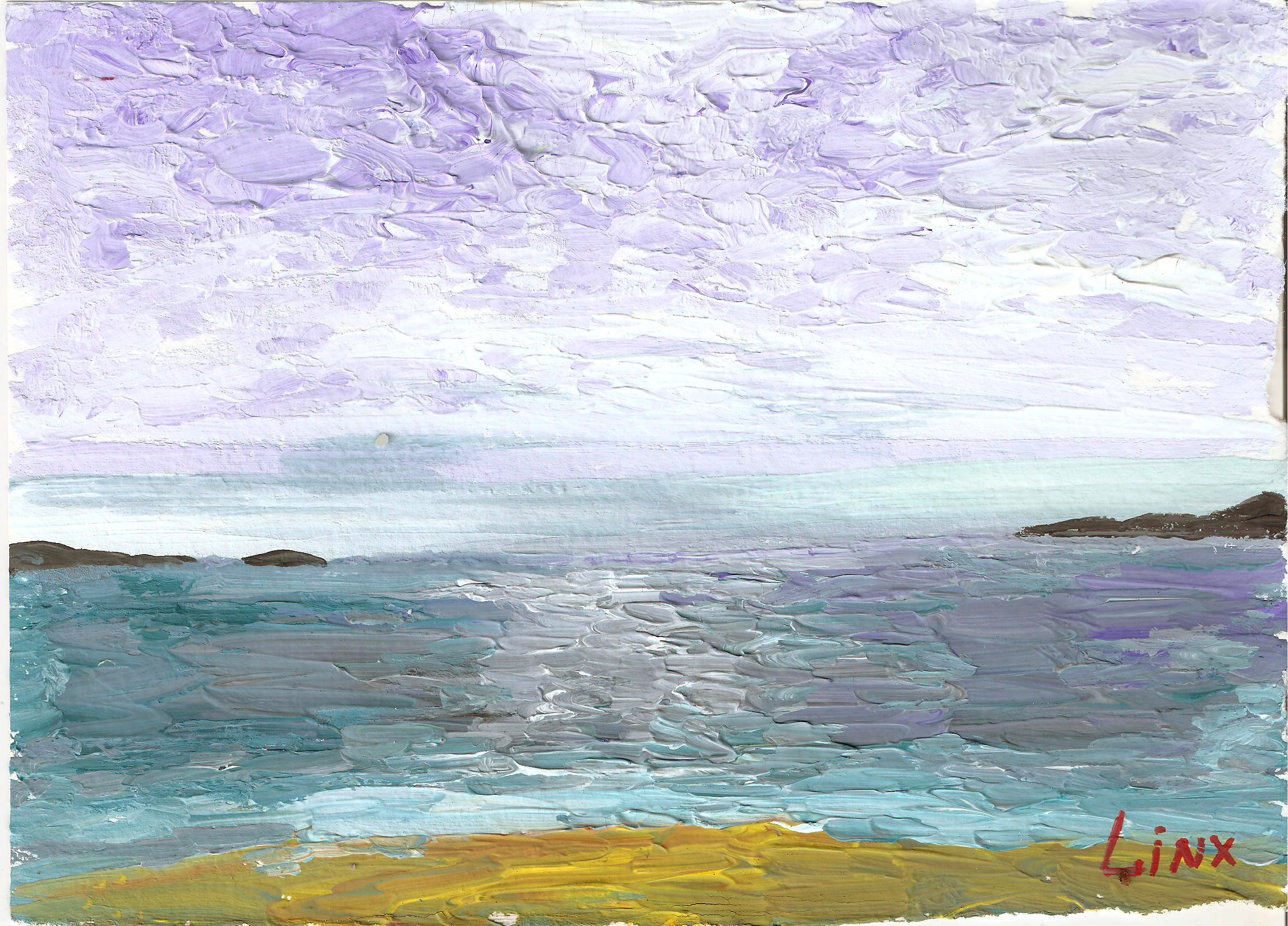 14-Морской пейзаж ПатонгБей
