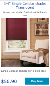 Advantages of using honeycomb shades and blinds - Benefits of cellular shades ...