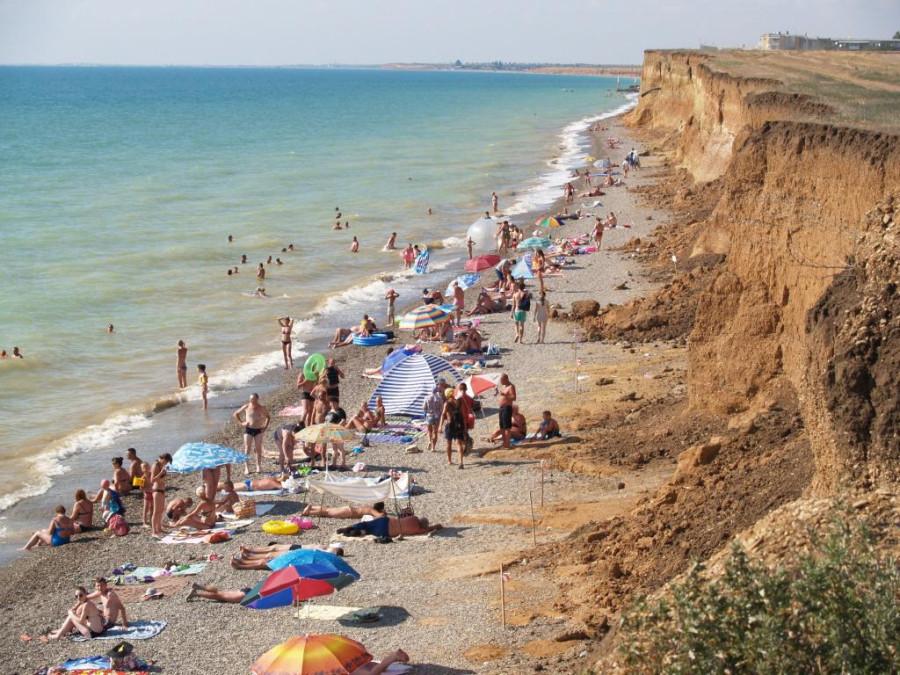 2017 год, Крым, стоит ли там отдыхать, + и -