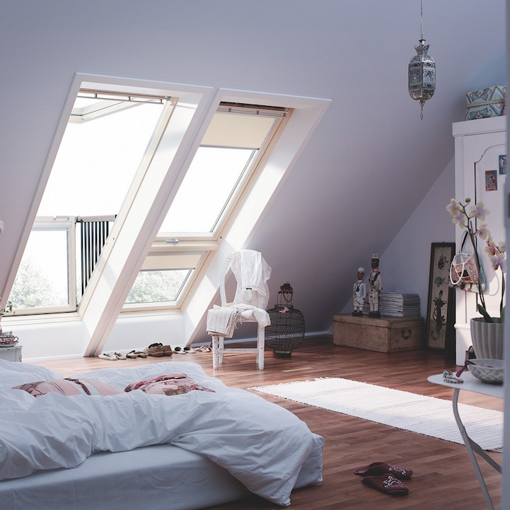 Комнаты на крыше фото
