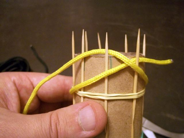 """手工绳编:""""旋转的土耳其绳编""""(大师班) - maomao - 我随心动"""