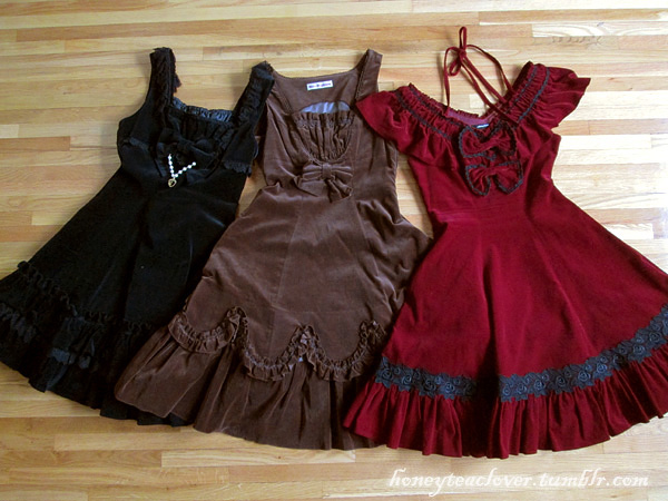 Wardrobe2014_Dresses2