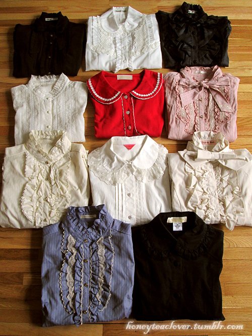 Wardrobe2014_Blouses