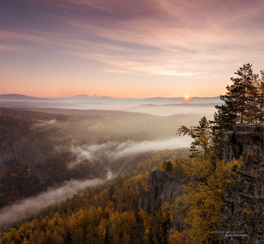 Айгир-восход (Осень 2014)