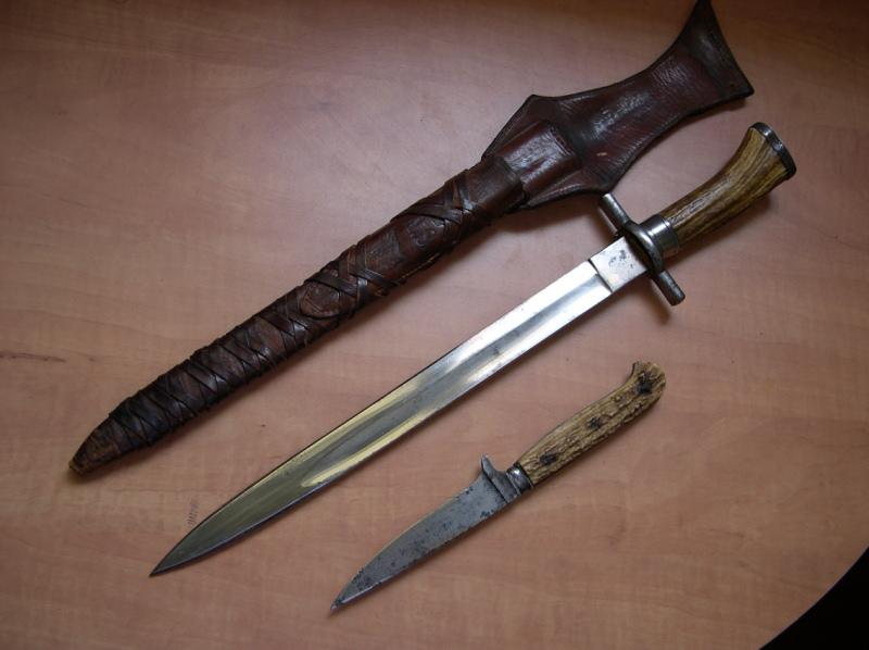 охотничей кортки с никером германия XIX век.