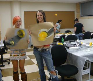 winners that the class voted best lemons on light logic night