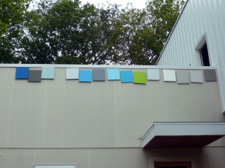 color samples for exterior paint OC09