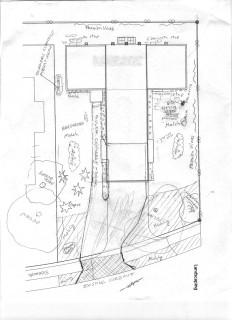 landscape plan using green building approved plants nv09